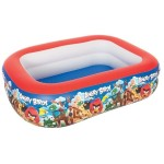 Бассейн надувной Bestway Angry Birds 201х150х51см,450л