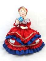 Грелка на чайник «Кукла Катя» 30 см