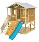Ковбой деревянный домик