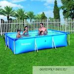 Каркасный бассейн 56043
