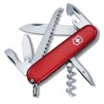Нож перочинный VICTORINOX Camper, 91 мм, 13 функций, красный