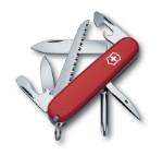 Нож перочинный VICTORINOX Hiker, 91 мм, 13 функций, красный