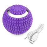 Yoga Massage Ball шар с вибрацией для массажа (3 режима )