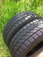 Шины б/у R16 215⁄65 Bridgestone зима