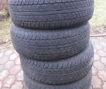 Шины б/у R17 245⁄70 Dunlop лето