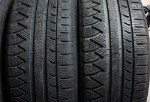 Шины б/у R17 245⁄45 Michelin зима