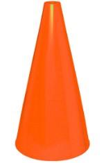 Гп14620 Конус для разметки полей и трасс 24 см оранжевый