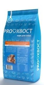 PROХВОСТ Корм сухой для собак, содержащихся в городских условиях, 10 кг