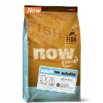 Now Natural holistic Беззерновой для взрослых кошек с форелью и лососем для чувствительного пищеварения, Grain Free Fish Adult Recipe CF