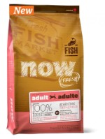 Now Natural holistic Беззерновой для взрослых собак с форелью и лососем для чувствительного пищеварения, Grain Free Fish Adult Recipe DF