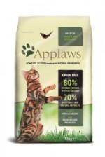 "Applaws Dry Cat Chicken with Lamb, Беззерновой для кошек ""Курица и ягненок 80⁄20%"""