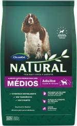 Guabi Natural Adult dog's medium breeds, 15кг