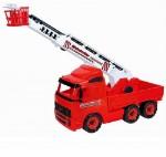 Volvo Пожарный автокран 8787 Wader