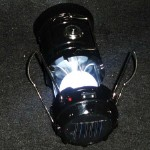 Фонарь кемпинговый JY-5700T 1W + 5 LED
