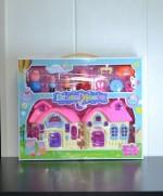Свинка пеппа дом мечты 2