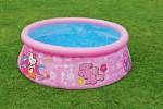 Бассейн надувной Hello Kitty, 183х51см, от 3 лет, упак.2