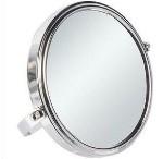 Зеркало настольное увеличительное, диаметр 15см