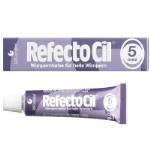 Краска для бровей refectocil Фиолетовая