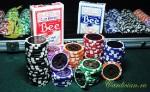 Покерный набор Ultimate 200 фишек