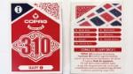 Колода карт Copag 310 Gaff