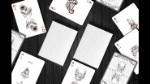Игральные карты Black Trauma