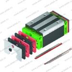 Система защиты от пыли KK опорного блока HIWIN HG25
