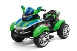 Электромобиль детский RiverToys - C002CP Квадроцикл Цвет: Зеленый