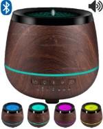 Аромадиффузор. Аромалампа. Bluetooth аудио увлажнитель воздуха Inbreathe Muse Muse39