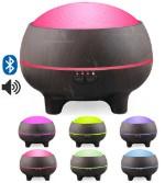 Ультразвуковой аромадиффузор, электрическая аромалампа, арома увлажнитель Bluetooth Inbreathe Ufo Ufo8