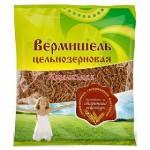 Вермишель пшеничная цельнозерновая Дивинка, 350 г