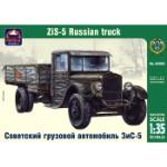Сборная модель «Советский грузовой автомобиль ЗиС-5»