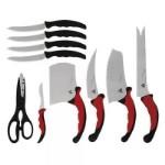 Набор ножей для кухни Contour Pro Knives оптом NB-015 - NB-015