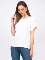 Блуза Идеальная(вайт)