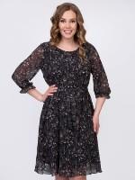 Платье Шарман (блэк нью)
