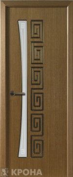 Дверь межкомнатная Крона Греция ДО