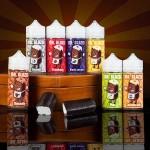 Жидкость для электронных сигарет MR.GLAZED BANANA, (3 мг), 100 мл