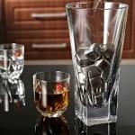 Камни для виски из стали 6 шт