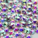 Crystal AB  SS16 (4 мм)/XIRIUS - 50 шт