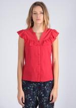 Блуза Kaporal Bulla cherry XL