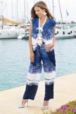 Летние брюки Indiano Natural 2621 N-5V M
