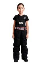 Пуховой полукомбинезон BASK kids NARVI V2 черный 104