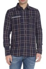 Рубашка AM JACOB darknavy XL