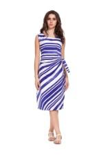 Платье с драпировкой Indiano 16227-3cs S