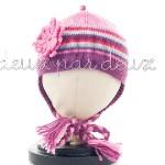 Зимняя шапка Deux par Deux ZC-906 46