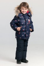 Зимний костюм на био-пуху Bilemi 37033-92