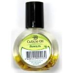 Масло минеральное для кутикулы Bohemia Cosmetics Ваниль 16 мл.
