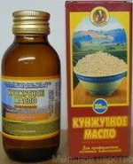 Кунжутное масло 100 мл (Дивеево)