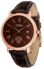 """Часы наручные """"Слава"""" кварцевые 1483846⁄300-GM10"""