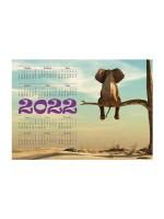 Календарь Woozzee Слон