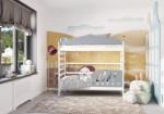 Кровать Domus Mia Jimmy Nature Alfa 30-182-20